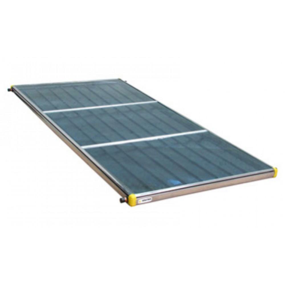 Coletor Solar Soletrol Prime Inox Select