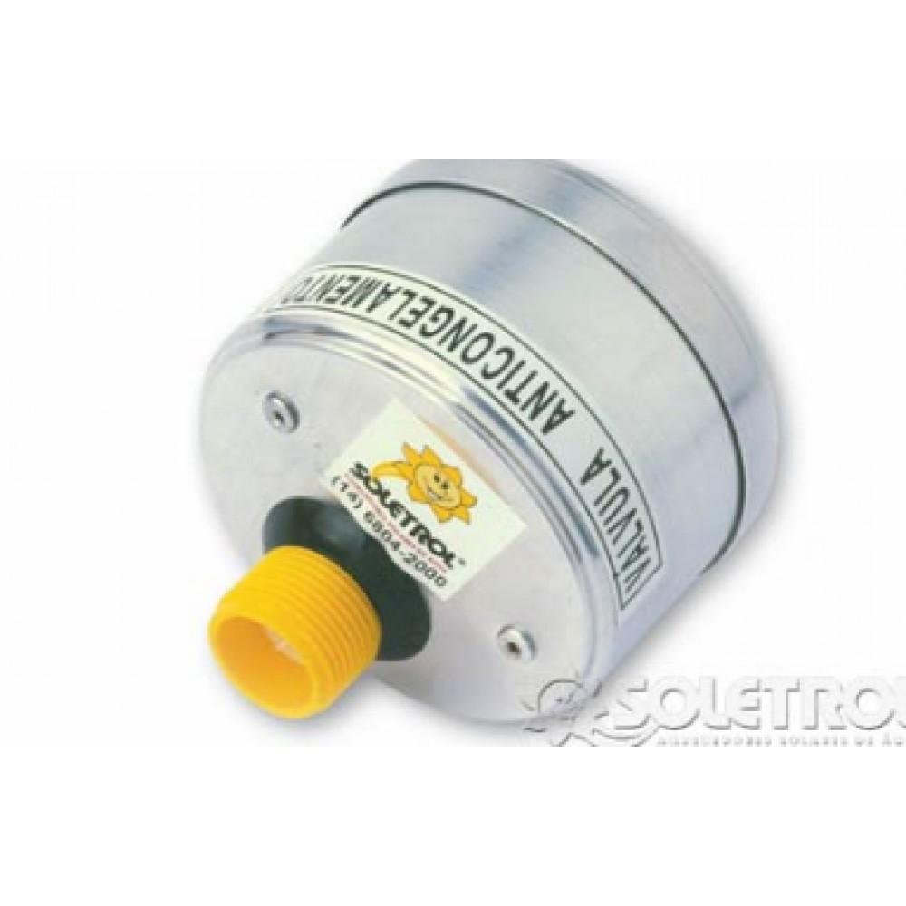 VAC - Válvula Anticongelamento Soletrol